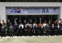 46va. Asamblea General OEA aprueba Declaración Desagravio a RD