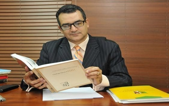 Uniore designa presidente JCE Román Jáquez Jefe de Misión de Observación Electoral en Honduras