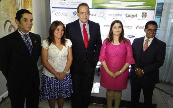 Egresados Unibe anuncian 8va. Copa Golf CEU Open para becas