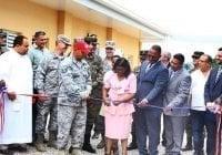 Ministerio de Defensa inaugura Escuela Vocacional de Los Pajones