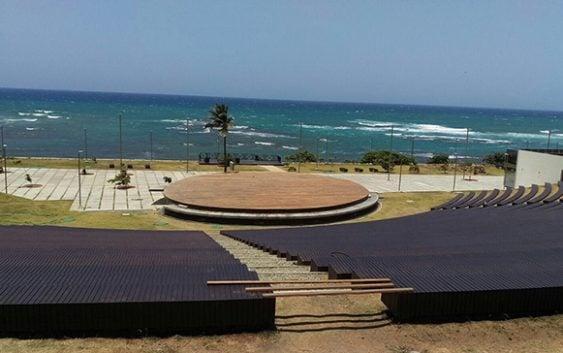 Presidente inaugura Parque Turístico y Anfiteatro La Puntilla de PP