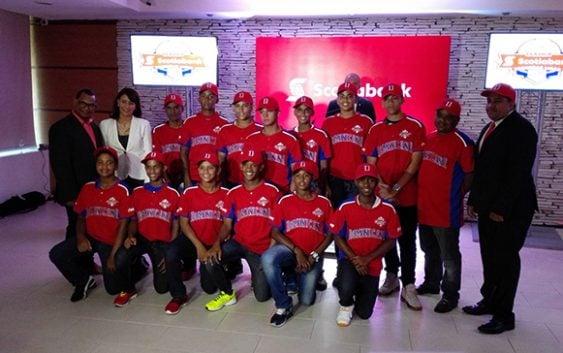 Scotiabank presentó equipo representará RD en Serie Mundial Cal Ripken