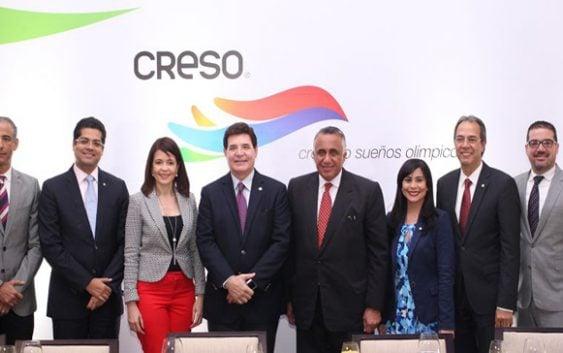 Promoción de CRESO «Contigo a Río» motiva apoyar atletas