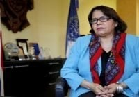 Emma Polanco complacida con condena a asesinos ex-rector Aquino Febrillet