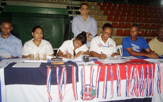 Santana, Carrasco, Belliard y Santos triunfan enTorneo de Fedowushu
