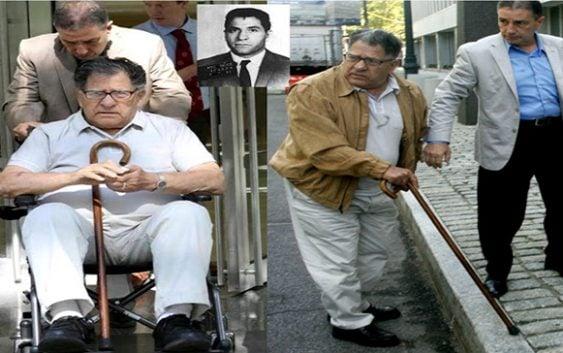 Le niegan libertad por compasión a mafioso de 99 años