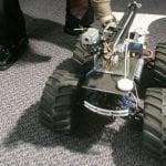 Cómo funciona MARCbot, robot con que la policía mató al francotirador