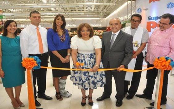 Grupo Ramos con Super Pola en plaza comercial Patio Colombia