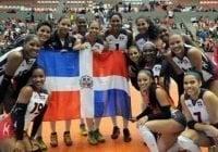 RD conquistó oro en Panamericana de Voleibol, tras vencer a PR