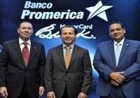 Banco Promerica lanza tarjeta Mastercard Black en Santiago