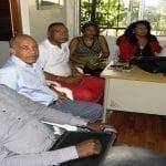 Bloque Institucional celebra asamblea en SDE