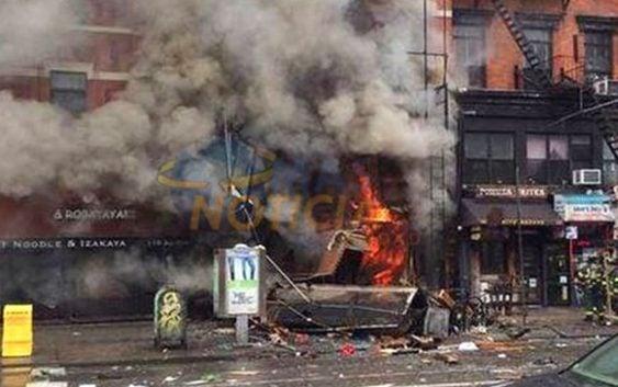 Vídeos: 29 heridos en explosión terrorista en Chelsea, Nueva York