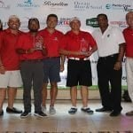 Santana gana IX Torneo de golf Punta Blanca George Bell