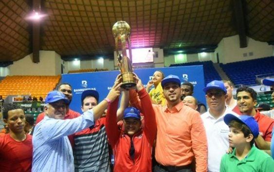 Leones SD obtienen Copa BanReservas de la LNB, su segunda corona