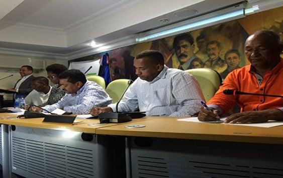 Compromiso Participación Social y Transparencia Municipal en Los Alcarrizos
