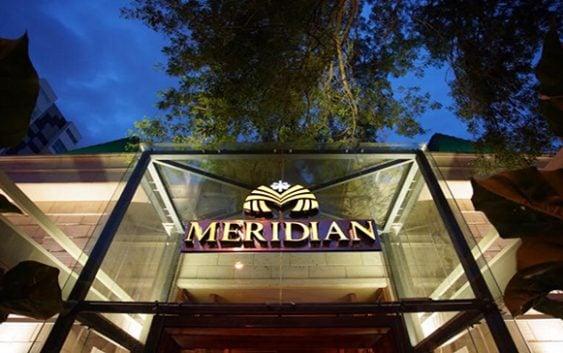 Meridian Events Center; Nuevo centro para actividades