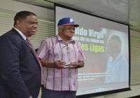 Miderec reconoce a Osvaldo Virgil; Anuncia plaza con su nombre