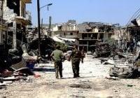 Estados Unidos asesina 62 soldados sirios; Apoya USA los terroristas? Vídeo