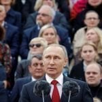 Putin dice Estados Unidos intenta mostrar a Rusia como «el imperio del mal»