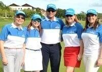 Adocose con torneo de golf para fortalecer vínculos
