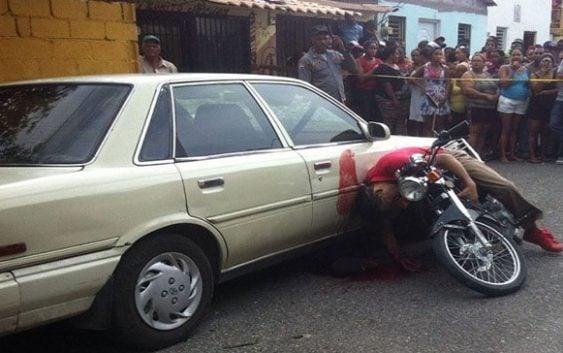 El Matón y El Caminante no atracan ni asesinan mas en Santiago; Así quedó uno