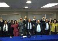 BO asegura gobierno no tiene voluntad política para consensuar; Vídeo