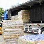 Cervecería Nacional Dominicana dona productos al COE