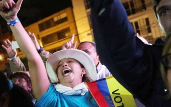 Colombia dice NO; Asesinos-terroristas NO pueden salirse con la suya…!!!