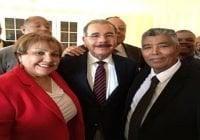 Danilo Medina se reunió con la seccional del PLD en Nueva Inglaterra