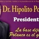 Hipólito Polanco: Asegura Danilo ha fracasado; Utiliza a Diandino en contra de Leonel