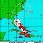 Centro Nacional de Huracanes: Matthew tocó tierra costa suroeste de Haití