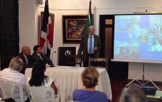 Misión de Italia presenta conferencia arqueológica y antropológica italiana en RD