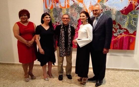"""Soraya Abu Naba'a """"Territorios del tiempo"""" hasta 27 noviembre en el MAM"""