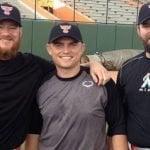 Dan Black, Max Stassi y Preston Guilmet se integran a prácticas los Toros