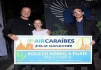 """Aerolínea Air Caraïbes celebra """"Boujelais Noveau"""""""