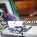Percepción indetenible: Asalto farmacia Don Bosco; Vídeo