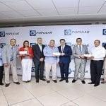 Banco Popular aporta 10 MM para afectados por lluvias