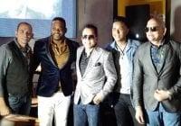 Los Hermanos Rosario, Yiyo Sarante y Janko Santos en Hard Rock Live