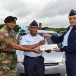Comandancia General y Fuerzas Especiales de la FARD entregan premios