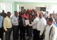 FEDA entrega 4,4 millones a ganaderos del municipio de Polo, Barahona