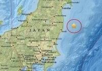Alarmas suenan por Tsunami en Japón tras terremoto de 7,3; Vídeos