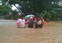 Lluvias con saldo trágico en Salcedo