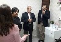 Mejía Arcalá y Milex reafirman compromiso con lactancia; Inauguran sala
