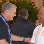 Gonzalo Castillo reconoce esfuerzo de personal laboró en Haití