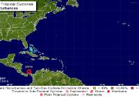Centro Nacional de Huracanes: Aviso 1:00 PM sobre tormenta tropical OTTO