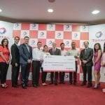 Premian ganadores del Challenge Innovacion Total