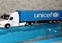 Bestias atacan camión de Unicef con ayuda humanitaria en Haití