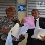 Felicia Caba acusa a alcalde Alfredo Martínez de persecusión política