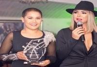 "Bianna Candelario presentó colección ""Glam Coletion 2016"""