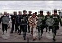 México le entrega el Chapo Cuzmán a sus dueños, los Estados Unidos; Vídeo